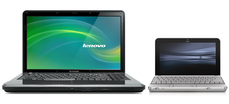 Netbook vs Laptop